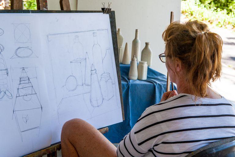 FindingYOURWay-WorkshopPhotos-BrigidArnott-Bottles