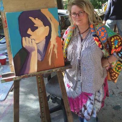 walk away with art